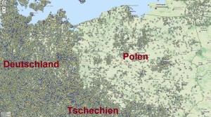 GC-Karte Polen